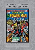 Marvel Masterworks: Luke Cage, Power Man, Vol. 2 1302903438 Book Cover