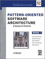 Pattern-Oriented Software Architecture, Volume 1: A System of Patterns 0471958697 Book Cover