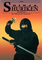 Ninja Shuriken Manual 0934489009 Book Cover