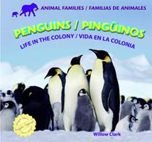 Penguins: Life in the Colony 1448826063 Book Cover