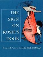 The Sign On Rosie's Door 0440843448 Book Cover