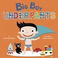 Big Boy Underpants 0553538616 Book Cover