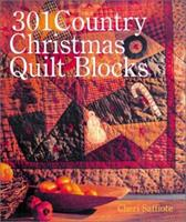 301 Country Christmas Quilt Blocks 0806982756 Book Cover