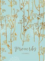 Proverbs: Printed LeatherLuxe™ Journal 163326128X Book Cover