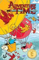 Adventure Time Volume 4 1608863514 Book Cover