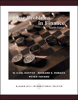 Case Problems in Finance + Excel templates CD-ROM: WITH Excel Templates CD-ROM 0071239278 Book Cover