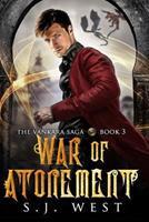 War of Atonement (Book 3, Vankara Saga) 1532759290 Book Cover