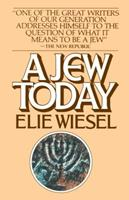 A Jew Today 0394740572 Book Cover
