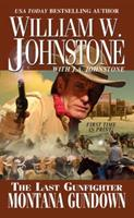 Montana Gundown 0786028025 Book Cover