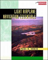 Light Airplane Navigation Essentials 0070134561 Book Cover