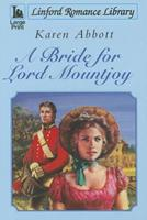 A Bride for Lord Mountjoy 1444803360 Book Cover