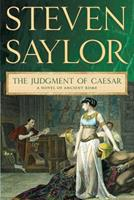The Judgment of Caesar (A Novel of Ancient Rome) 0312271190 Book Cover