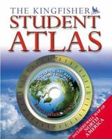 The Kingfisher Student Atlas 0753455897 Book Cover
