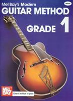 Mel Bays Modern Guitar Method: Grade 1 (Grade 1) (Grade 1) 0871663546 Book Cover