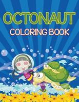 Octonauts Coloring Book (Sea Creatures Edition) 1681854694 Book Cover
