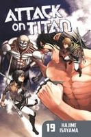 Attack on Titan, Vol. 19 1632362597 Book Cover