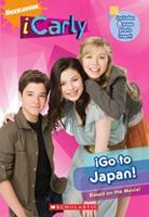 iGo To Japan (iCarly) 0545162181 Book Cover