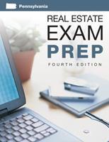 Pennsylvania RE Exam Prep, 4th edition 1427783667 Book Cover