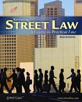 Street Law, Student Edition 0078600197 Book Cover