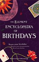 The Element Encyclopedia of Birthdays 1435110838 Book Cover