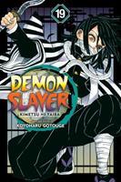 Demon Slayer: Kimetsu no Yaiba, Vol. 19 1974718115 Book Cover