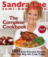Semi-Homemade: The Complete Cookbook 0470874058 Book Cover