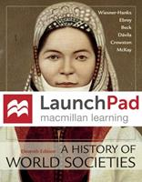 Launchpad for a History of World Societies (Six-Month Access) 131905935X Book Cover