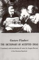 Dictionary of Accepted Ideas B0092JGWZC Book Cover