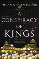 A Conspiracy of Kings 0061870951 Book Cover