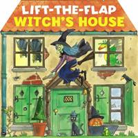 Lift-The-Flap Witch's House 1861478518 Book Cover