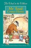 Mr. Toad Comes Home (The Wind in the Willows Library) 0861634640 Book Cover