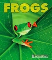 Frogs : Naturebooks Series 1592966381 Book Cover