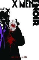 X-men Noir Gn 078513946X Book Cover