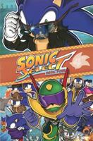 Sonic Select Book 4: Zone Wars 1879794829 Book Cover