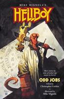 Hellboy: Odd Jobs 1569714401 Book Cover