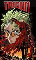 Trigun Anime Manga Volume 1