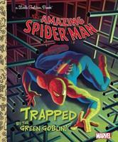 Trapped by the Green Goblin! (Marvel: Spider-Man) 0307976556 Book Cover