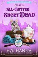 All-Butter ShortDead (LARGE PRINT) ~ Oxford Tearoom Mysteries Prequel 1539377806 Book Cover