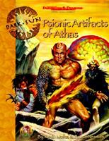 Psionic Artifacts of Athas (Dark Sun campaign setting) 0786903902 Book Cover