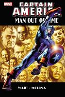 Captain America: Man Out Of Time 1846534879 Book Cover