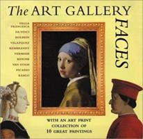 The Art Gallery: Faces 0872266338 Book Cover