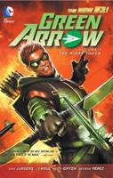 Green Arrow, Volume 1: The Midas Touch 1401234860 Book Cover
