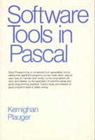 Software Tools in Pascal 0201103427 Book Cover