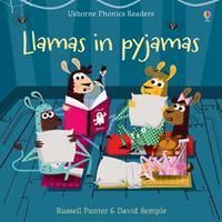 Llamas In Pyjamas 0794527396 Book Cover