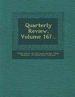 Quarterly Review, Volume 167... 1288182252 Book Cover