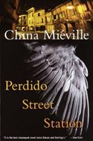Perdido Street Station 0345459407 Book Cover