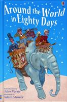 Around The World In Eighty Days (Young Reading Gift Books) 079450826X Book Cover