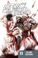 Attack on Titan, Vol. 11 1612626777 Book Cover
