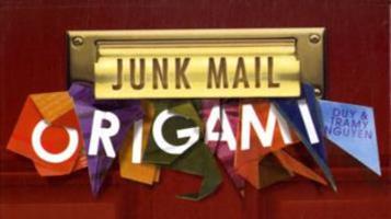 Junk Mail Origami