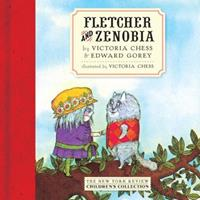 Fletcher and Zenobia 1590179633 Book Cover